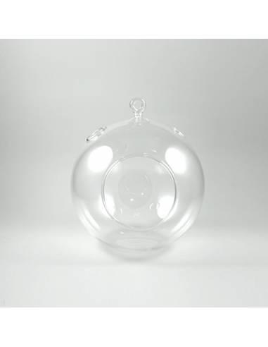 Colgante cristal esfera 15