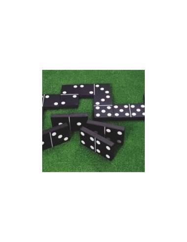 Domino gigante de espuma