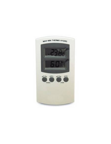 Termohigrómetro dígital