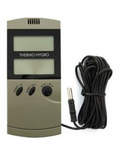Digital Thermohygrometer with sensor
