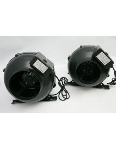 Extractor Pro-Air 2 Velocidades 125mm