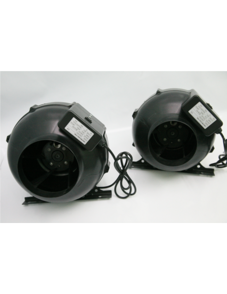 Extractor Pro-Air 2 Speed 125mm
