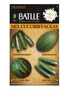 Mix cucurbitaces
