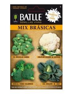 Mix brassicas