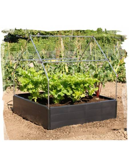 Steel structure for GROWBED (1X1M)