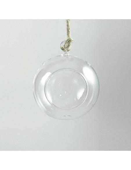 Colgante cristal esfera 10