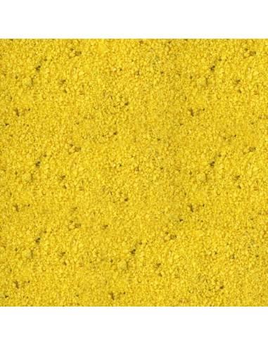 Arena fina amarilla