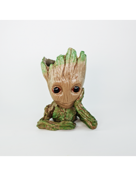 Soporte muñeco raíz