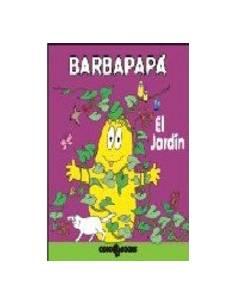 Barbapapa,El jardín