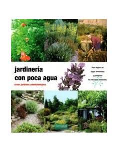 Jardinería con poca agua