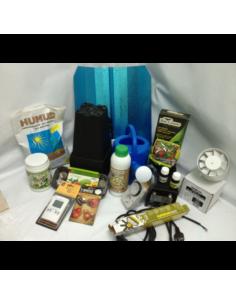 400W grow kit without grow room