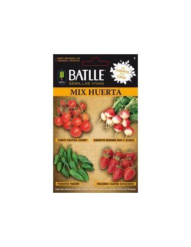 Mix hortalizas raíz
