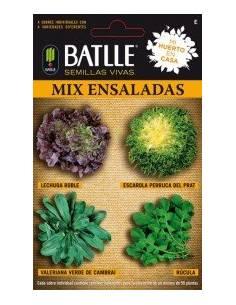 Mix ensaladas