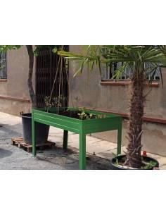 Green crop table